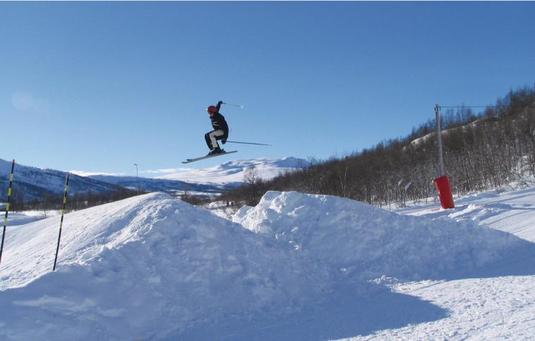 Skiing in Voss - self-catering in Norway