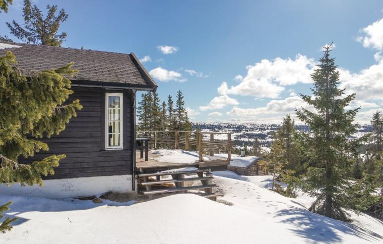 Rent a cabin on Sjusjøen - holiday lettings Norway