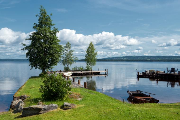 Holiday homes in Lycksele - self-catering Sweden