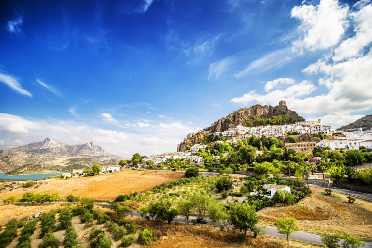 Self-catering accommodation in Andalusia