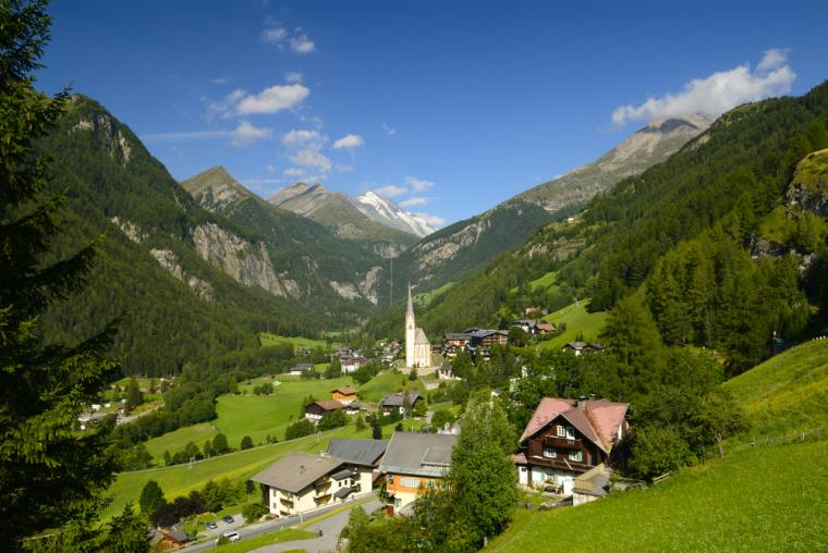 Holiday homes in Austria