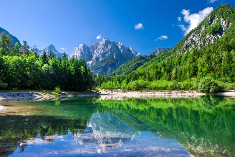 active holidays in Slovenia accommodation by NOVASOL