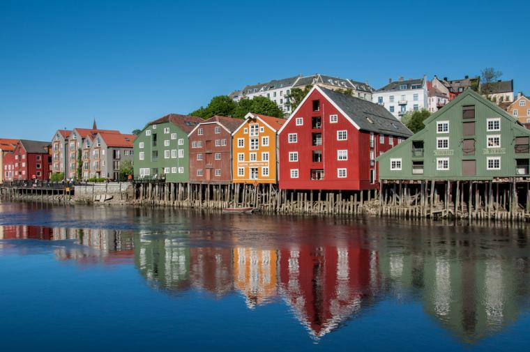 Book your accommodation in Trondheim - holiday lettings in Norway