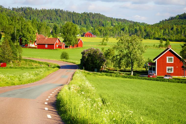 self-catering holidays in Sweden