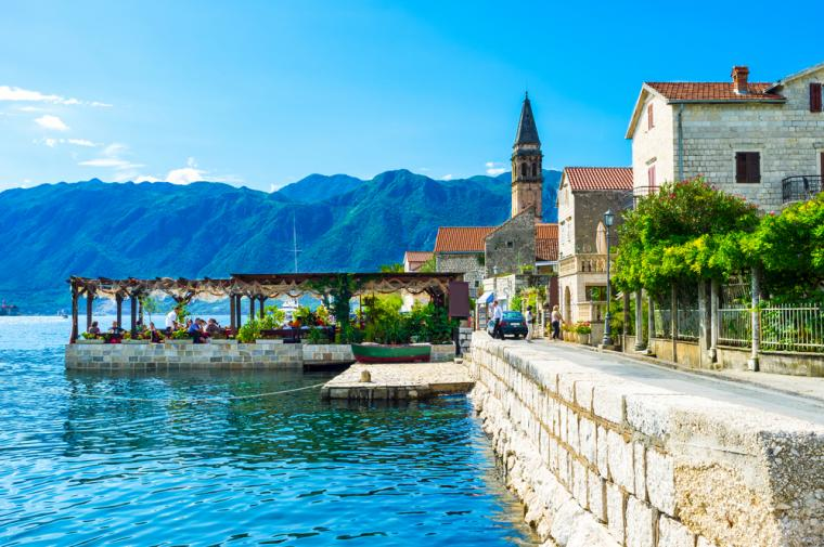 holiday lettings in Montenegro
