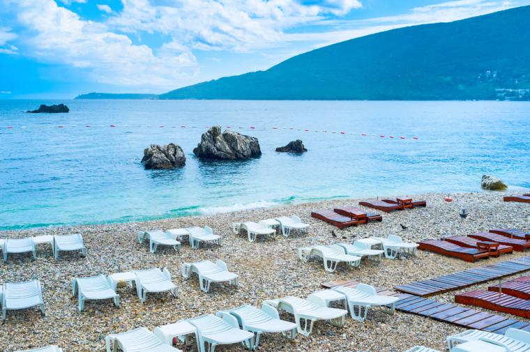 self-catering accommodation in Montenegro