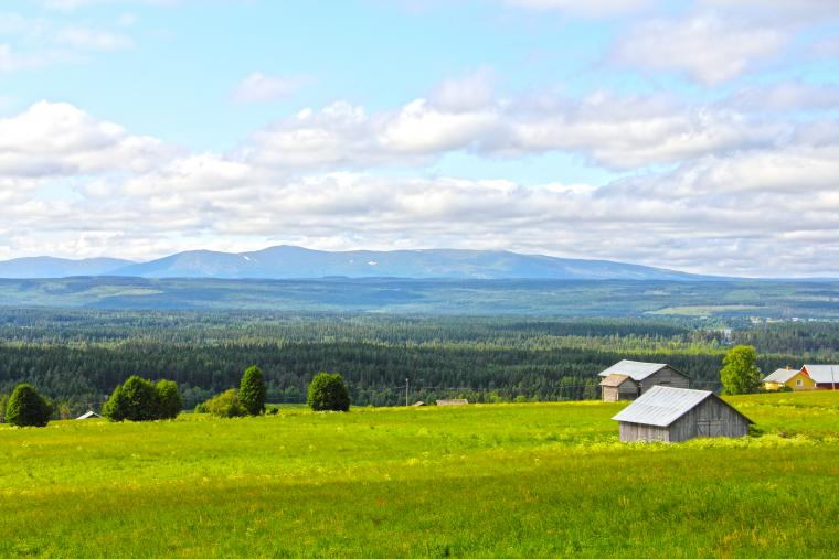 Holiday homes in Norrbotten - self-catering Sweden