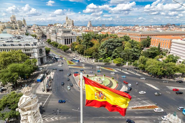 Holiday accommodation in Madrid - villas in Spain