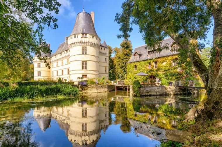 Holiday lettings in France - holiday homes in Chinon