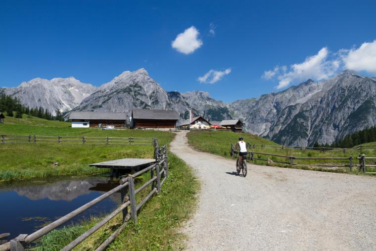 Self-catering in Austria