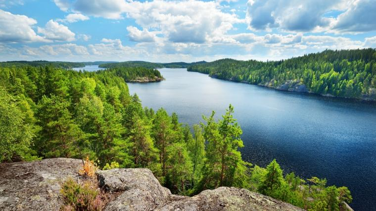Holidays in Savonlinna - holiday accommodation in Finland