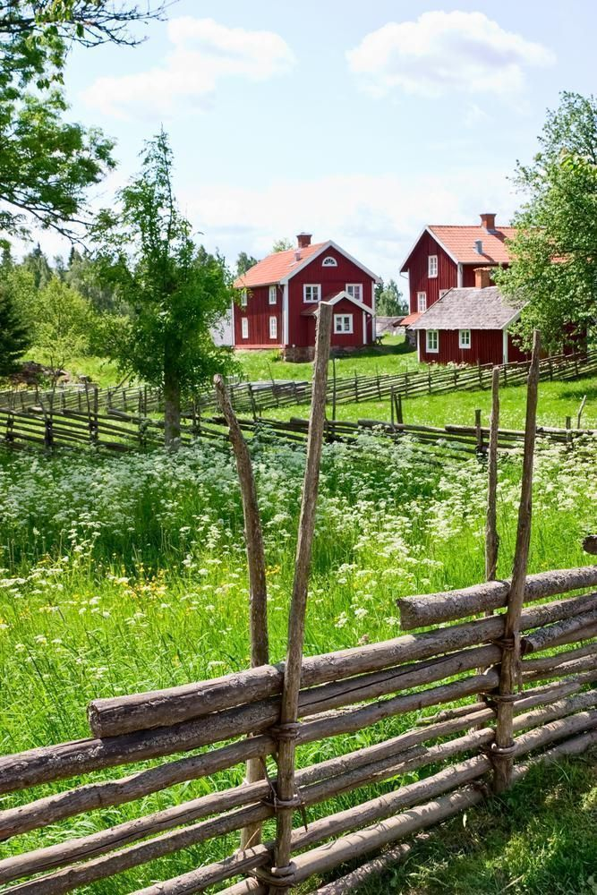 holiday accommodation in Sweden