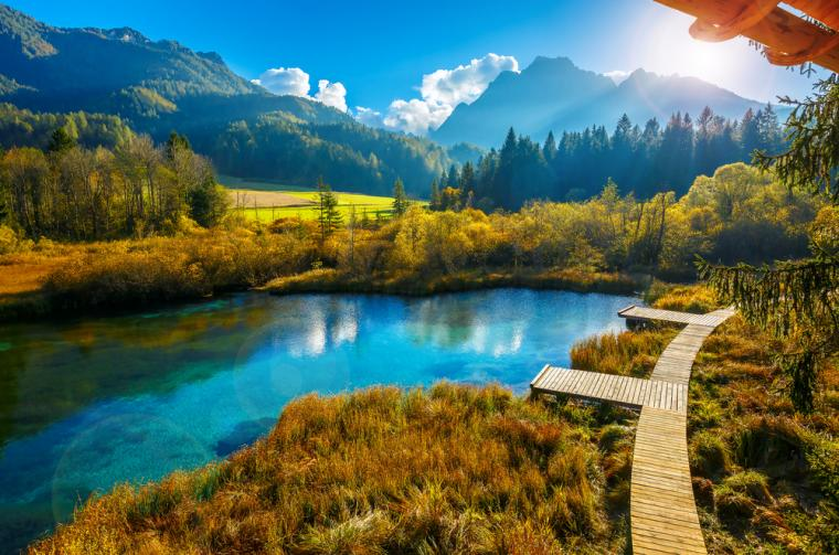 self-catering accommodation in Slovenia