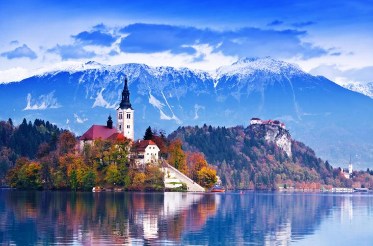 Holiday homes in Slovenia