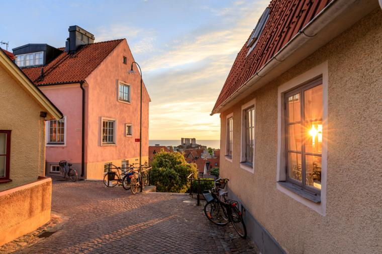 Experience Visby - holiday cottages in Sweden