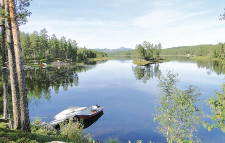 Rent a cabin at Kringelfjorden - self-catering in Sweden