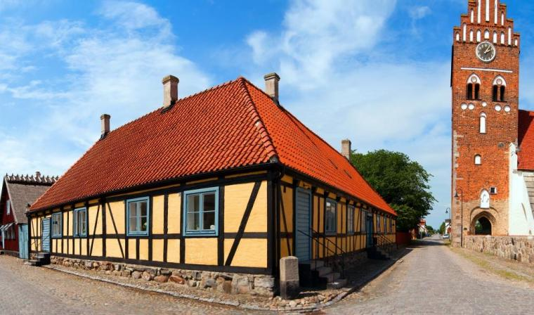 self-catering holiday accommodation in Sweden in Åhus - Skåne
