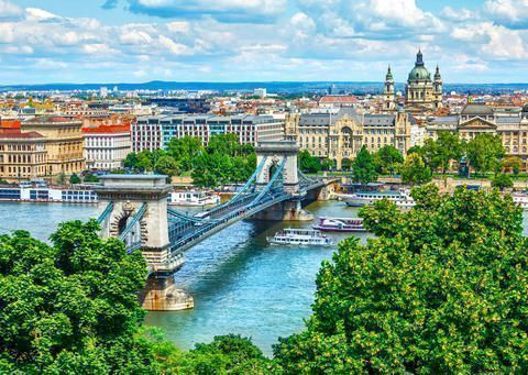 Holiday accommodation in Hungary