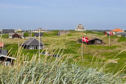 Danish holiday homes